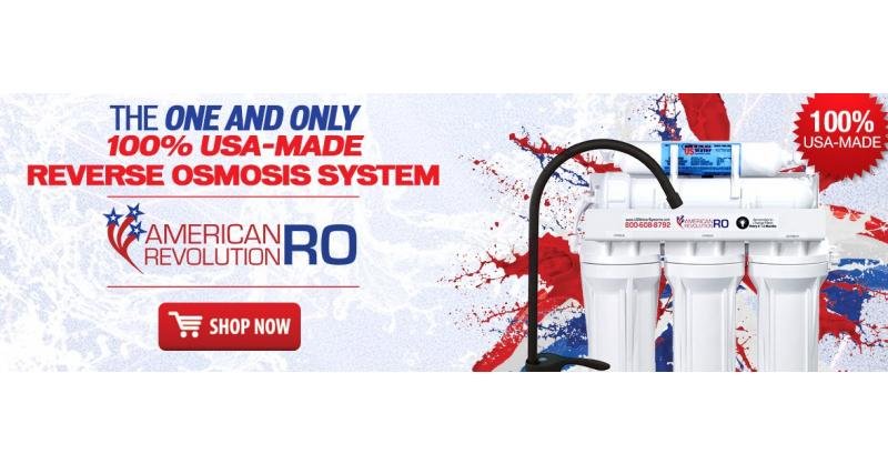 Do You Want a Made in America RO System?