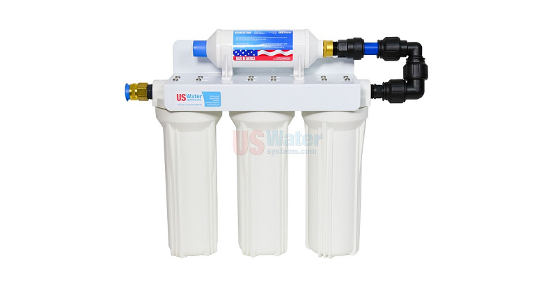 The  Pulsar PurEdge Ultimate RV Water Filter