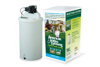 Remove Rust Stains on Irrigation Systems