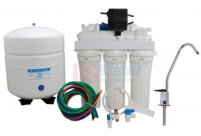 How Much Less Water Does  a Permeate Pump RO Waste?