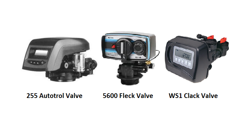 Which water softener control valve is the best - Clack, Autotrol or Fleck?