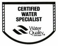 Trust A Water Specialist