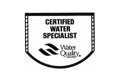 Trust A Water Specialist