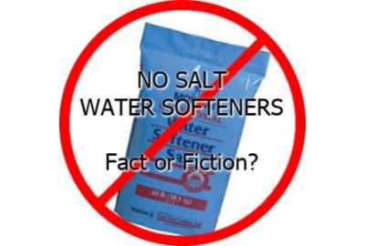 Salt-Free Softeners?