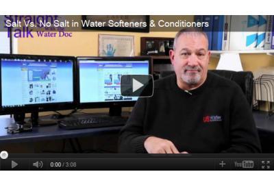 Salt Vs. No Salt in Water Softeners & Conditioners