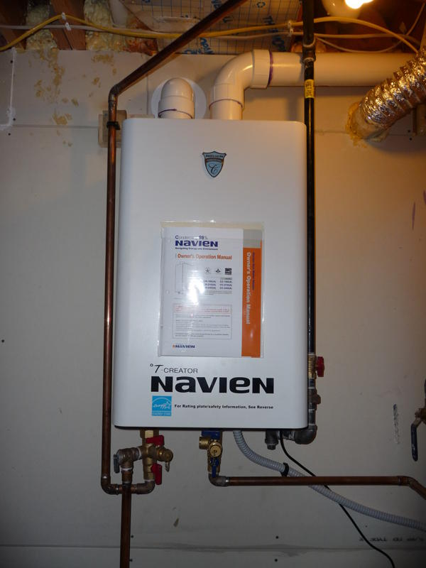 Preventing Scale in Tankless Water Heaters | Ask The Water Doctor