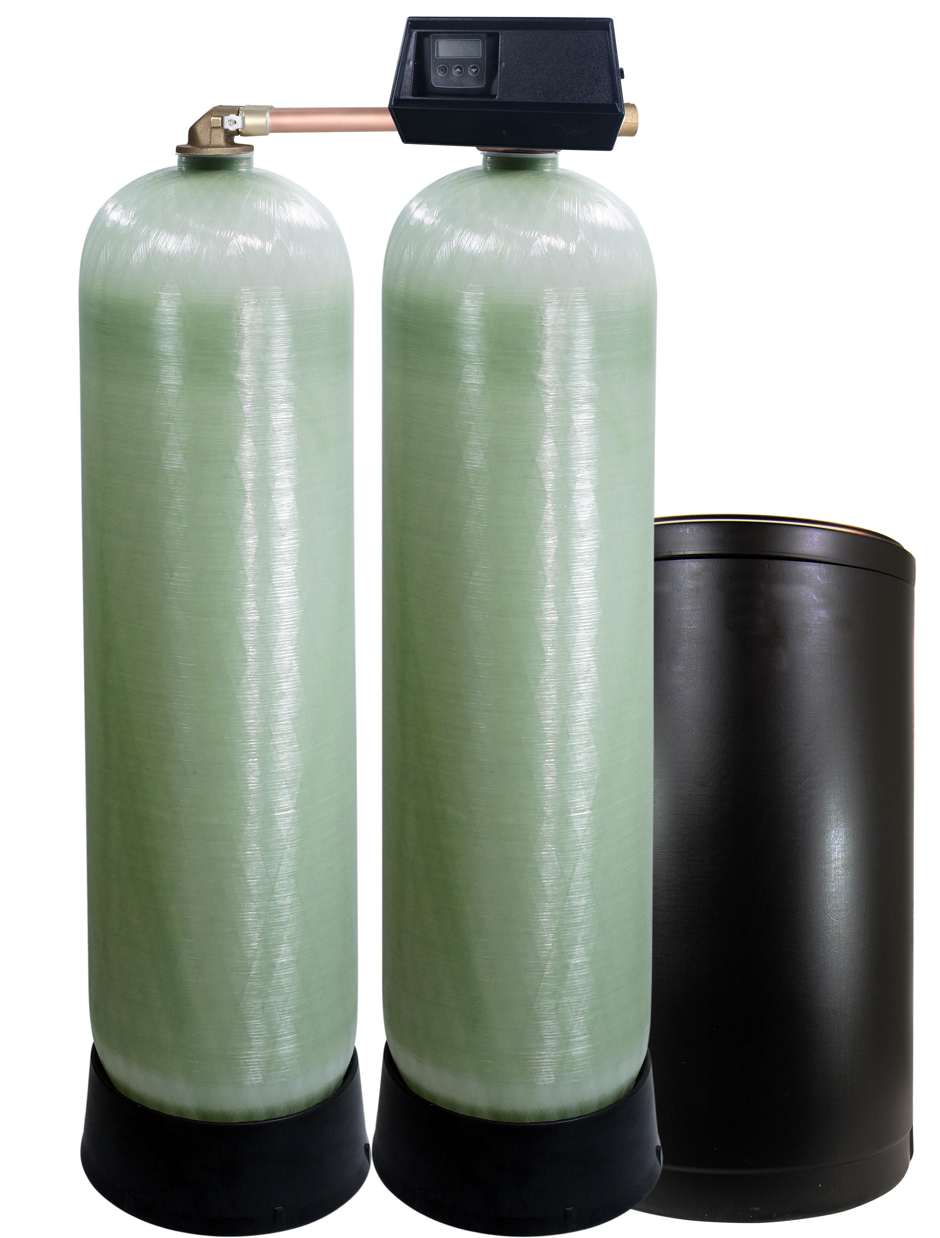 Us Water 1 5 Inch Twin Alternating Water Softener Up To
