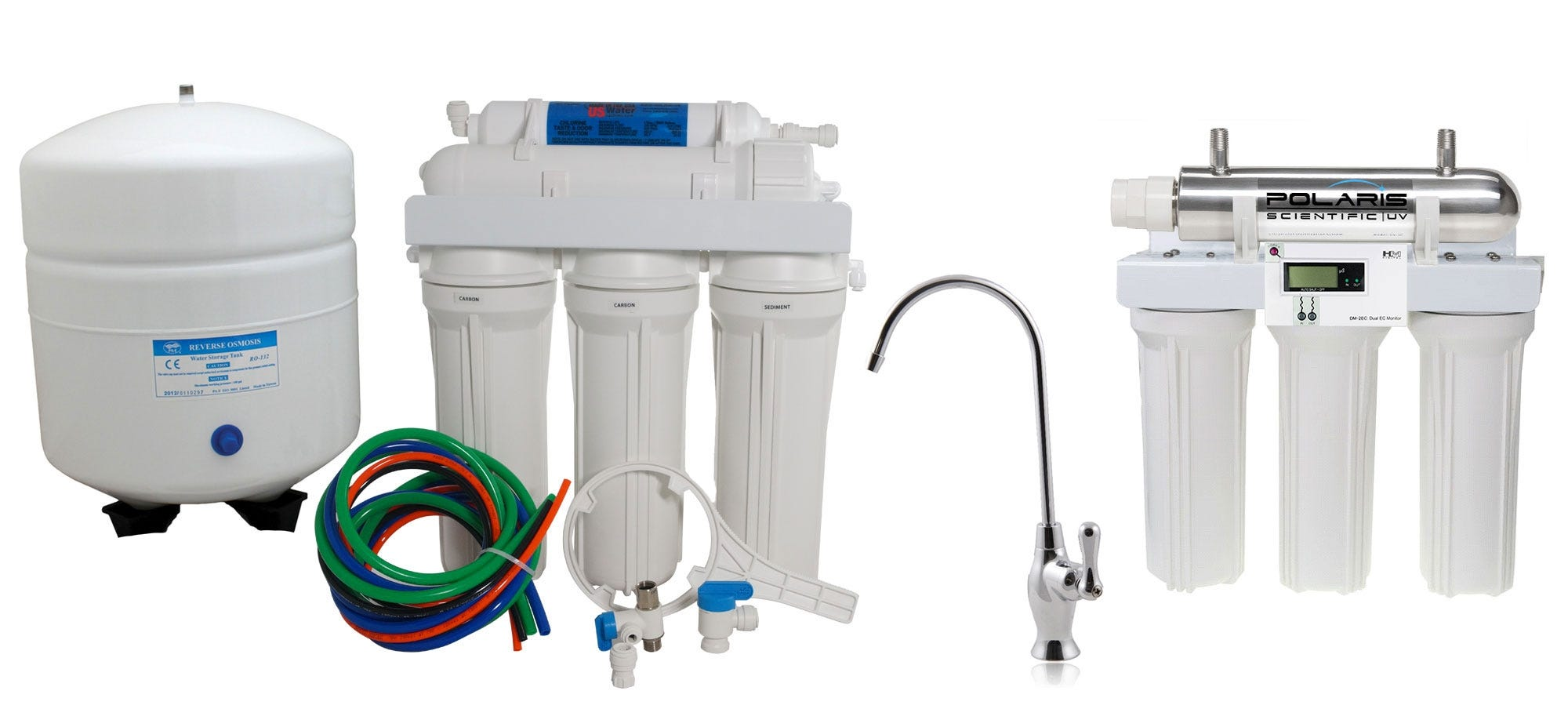 US Water Dental Office Purification System
