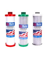 US Water Raptor 500 & 750 Replacement Filter Pack