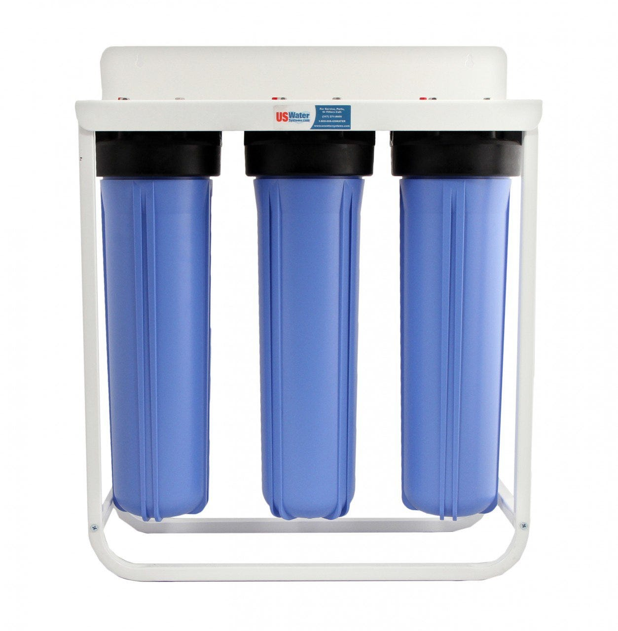 US Water CraftMaster Floor Mount Triple Filtration System
