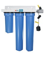 US Water Systems 0.5 GPM Three Stage DI Filtration System