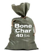 Bone Char for Fluoride Removal or Reduction
