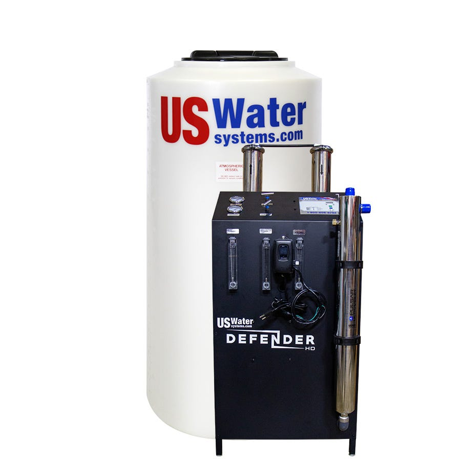 US Water Heavy Duty Whole House Reverse Osmosis System
