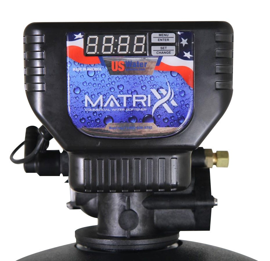 US Water Fusion NLT Water Softener Valve