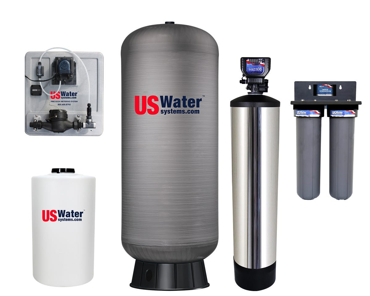 Water Treatment Systems Darien Center Ny