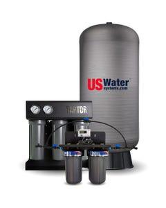 US Water Raptor 750 GPD Coffee Shop System - 80 Gallon Composite Tank