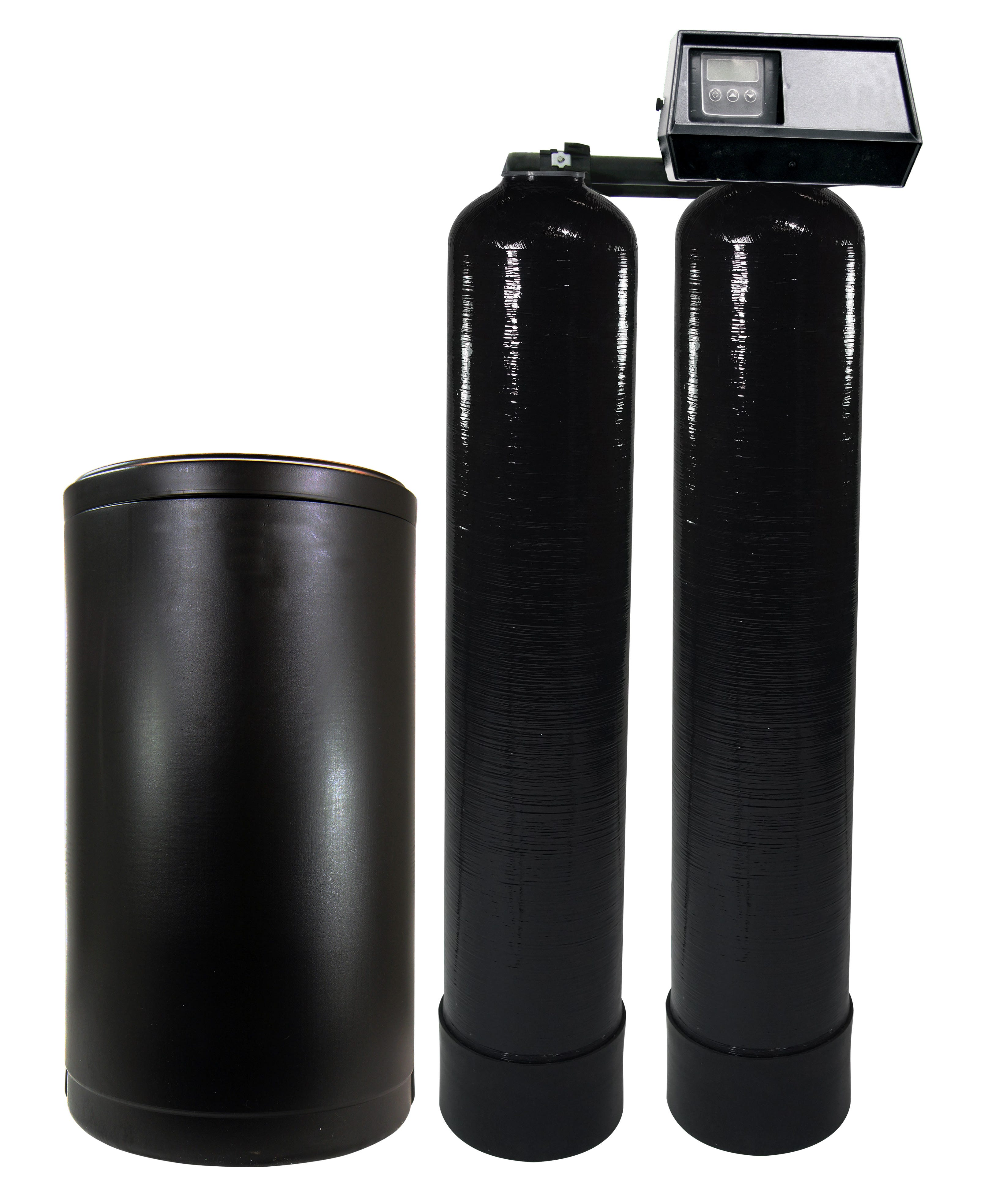 "US Water 3/4"" Flow Light Duty Twin-Alternating Commercial Water Softeners 