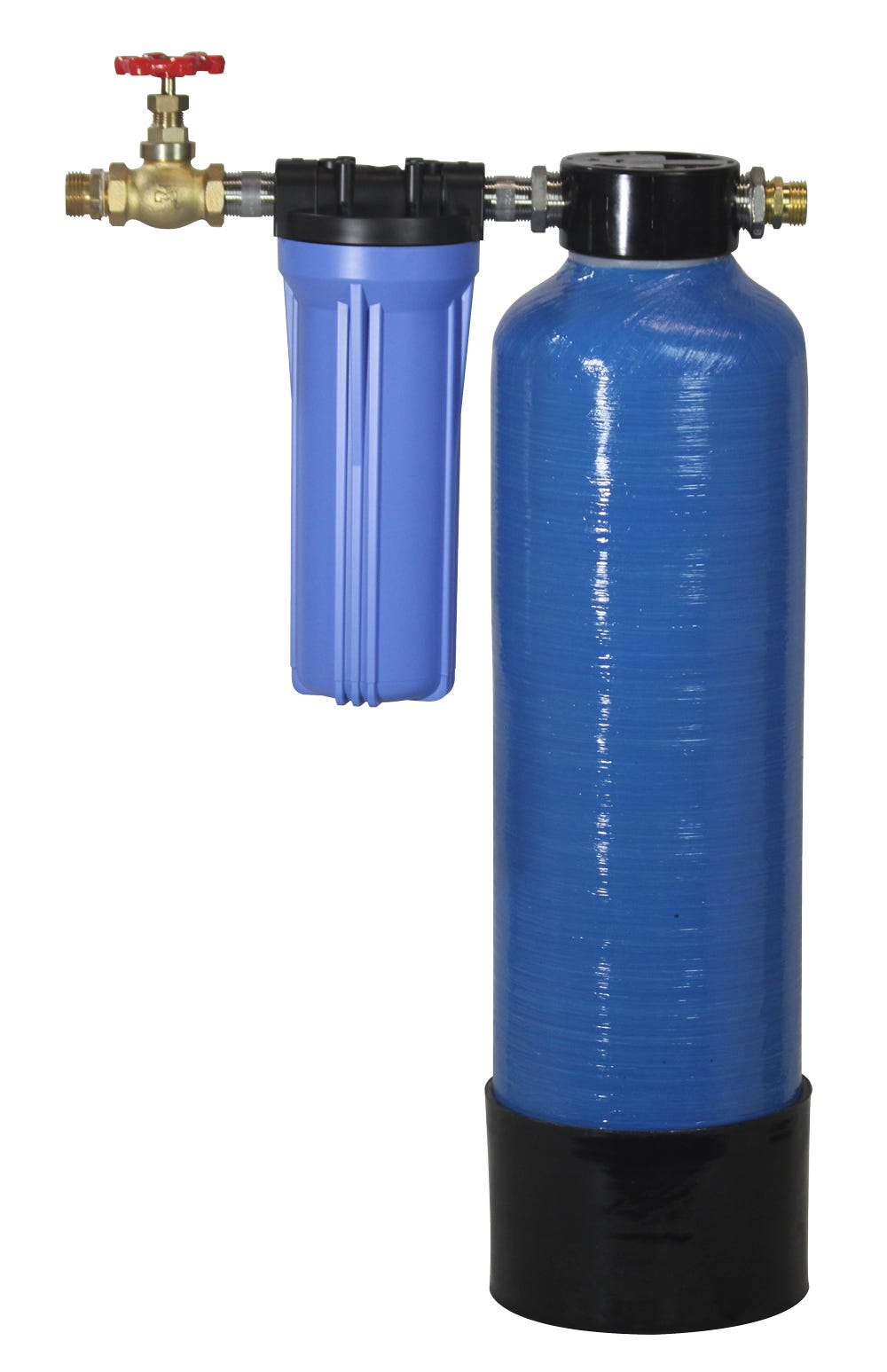 US Water Escort Portable Water Softener