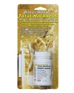WaterWorks Total Hardness Testing Strips - 50pk | 480008