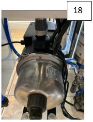 Re-pressurization Pump