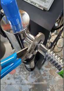 connecting piping