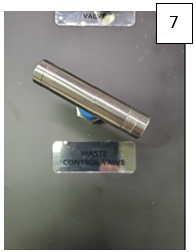 Concentrate/Waste Valve