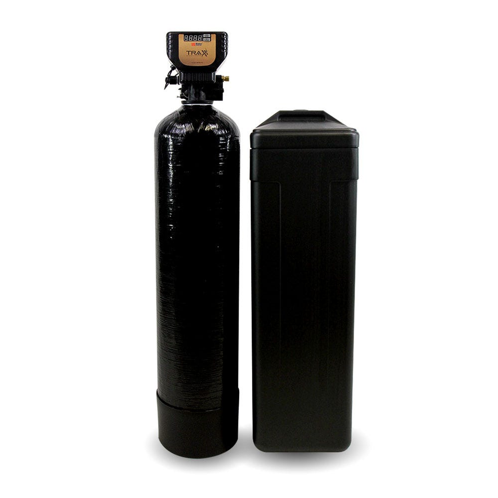 TRAXX - THE SPACE SAVING WATER SOFTENER