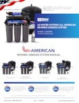 All American RO System Manual