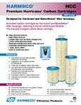 Hurricane Carbon filters brochure