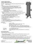 HUR 1X170FL Specification Sheet