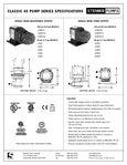 Stenner Series 45 Brochure