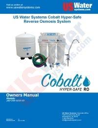 US Water Cobalt RO Manual