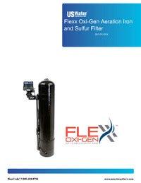 US Water Flexx Oxi-Gen Manual