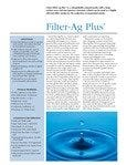 Filter-Ag Plus Information Sheet