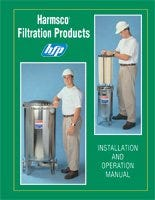 Harmsco HIF Installation Manual