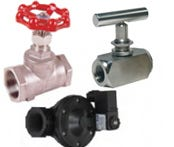 Commercial RO Valves, Switches, and Adapters