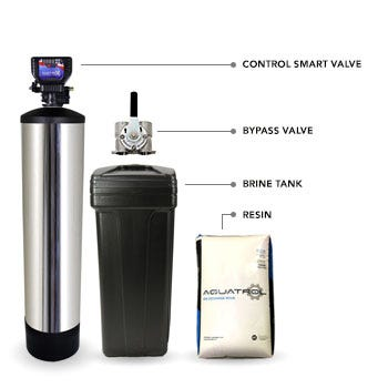 Water Softener Parts And Accessories