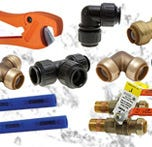 Water Softener Installation Parts