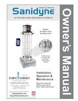 Sanidyne Prime Remote Manual