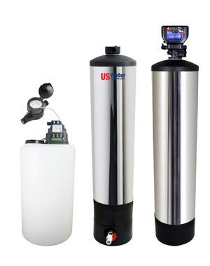 greensand iron filter