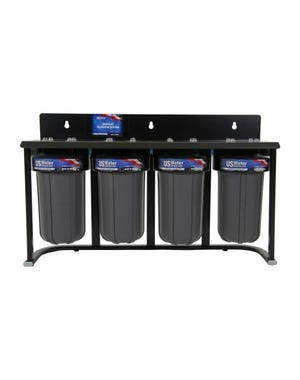 """US WATER SYSTEMS DISRUPTOR 4-STAGE FILTER SYSTEM - 10"""""""