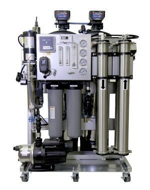 PATRIOT TURNKEY COMMERCIAL REVERSE OSMOSIS SYSTEM