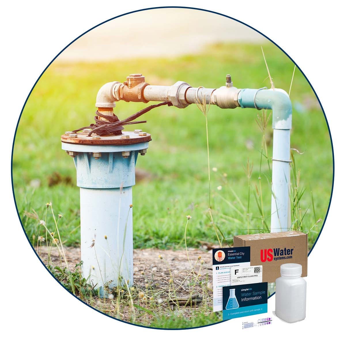 advanced water test