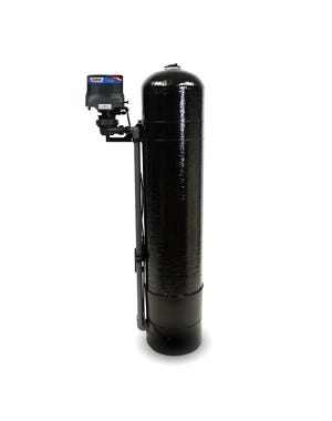 Iron removal aeration system